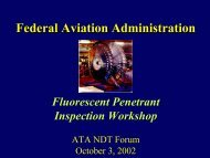 Introduction and Purpose - Center for Nondestructive Evaluation