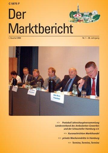 Der_Marktbericht - Hamburger Wochenmärkte