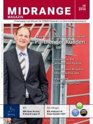 Partner der Kunden - Midrange Magazin