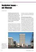Nachhaltig Bauen Kanton Zürich 3/2013 - Gerber Media - Page 6