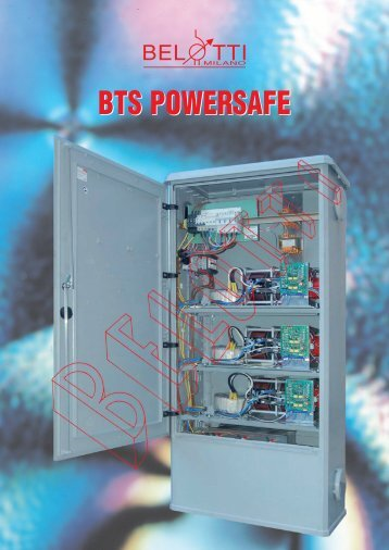 BTS Powersafe nuovo:BTS Powersafe