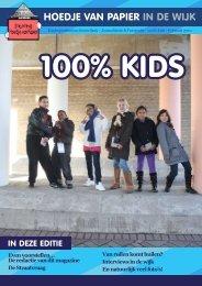 100% Kids - Wijktijgers