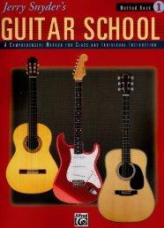 Guitar Book Level 1 - Panorama High School