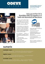 Revista de Odette España - Nº 47 - Julio 2011