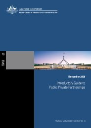 Introductory Guide to Public Private Partnerships - unpcdc