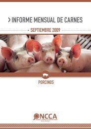 informe mensual de carnes - Centro de Información de Actividades ...