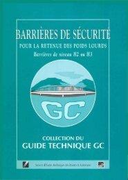 BARRIERES DE SECURITE - MEMOAR