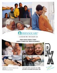 provider directory directorio de proveedores - Advocate Health Care