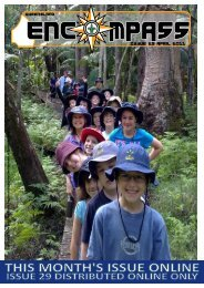 Issue 29 April 2011 - Goodna Scout Group - Scouts Queensland