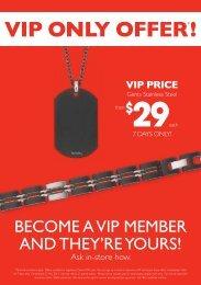VIP ONLY OFFER*! - Zamel's
