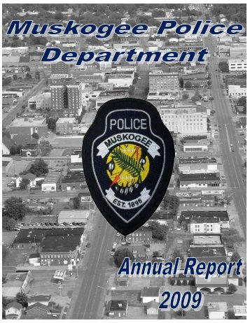 Offense Reports - City of Muskogee