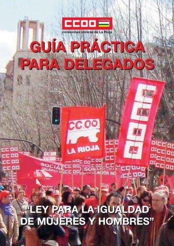 guía práctica - Comisiones Obreras de La Rioja - CCOO