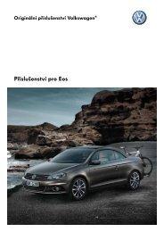 Příslušenství pro Eos - Volkswagen