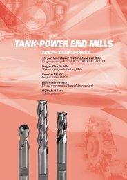 tank-power end mills - lubtek.ro