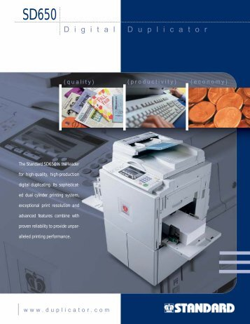 Download Brochure - World Trade Copiers