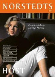 En helt ny bild av Marilyn Monroe - Norstedts