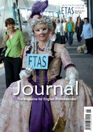 The Magazine for English Professionals - English Teachers ...