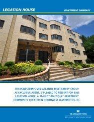 View PDF Flyer - Transwestern