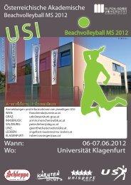 Happ s REPTILIEN ZOO & SAURIERGARTEN - USI - Universität ...