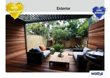 Exterior - Wattyl