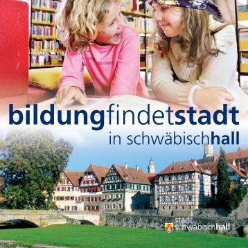 kontaktinfo - Stadt Schwäbisch Hall