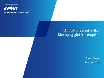 KPMG Screen template - CII Institute of Logistics