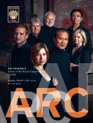 Download Program - ARC Ensemble