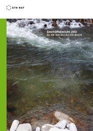 Geschäftsbericht 2012 (PDF, 2479 KB) - ETH-Rat