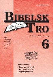 www.bibelsk-tro.no - Lyd i Natten