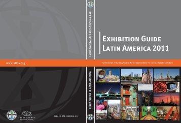 Exhibition Guide Latin America 2011 - Afida