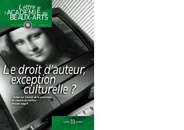 fichier au format PDF (2,1Mo) - Académie des Beaux-Arts de l'Institut ...