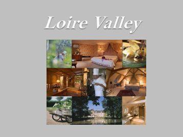 Loire Valley presentation - w travel france