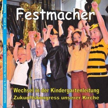 2012 3 - Evangelisch-Lutherische Kirche in der Wesermarsch