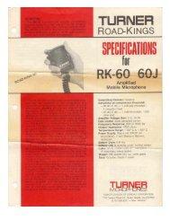 RK60, 60J - CB Tricks