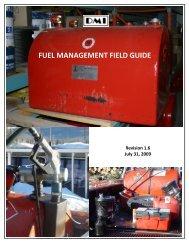 fuel management field guide - Daishowa-Marubeni International Ltd.