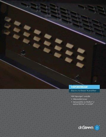Vaporstream® - DRI-STEEM