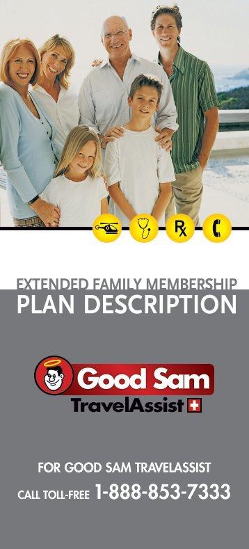 extended family membership plan description
