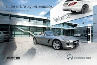 AMG Standortbroschüre - Mercedes-Benz Automobil AG
