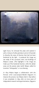 The First Photograph - Harry Ransom Center - The University of ... - Page 3