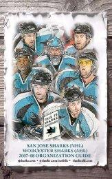 2007-08 Media Guide (PDF) - NHL.com