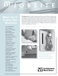 Useful Jobsite Brochure - VT Industries Inc
