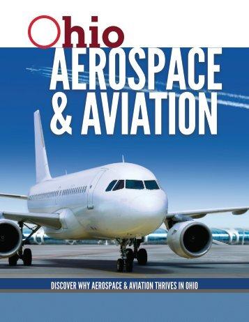 Ohio Aerospace and Aviation Industry Brochure - JobsOhio