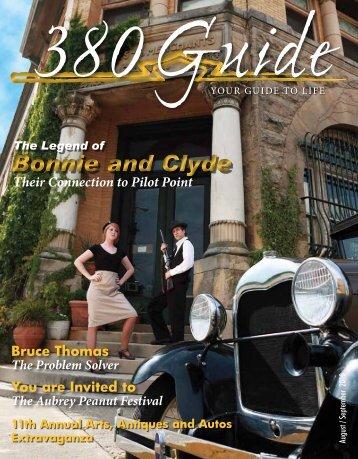 August/September 2010 - 380Guide Magazine