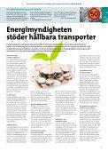 Klimat och transporter 2010 - Miljöfordon Syd - Page 5