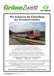 die Zeitung als PDF downloadbar - Die Grünen