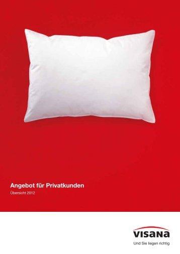 Leistungsübersicht - mediservice vsao-asmac