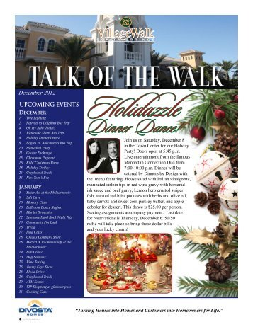 December - Village Walk of Bonita Springs