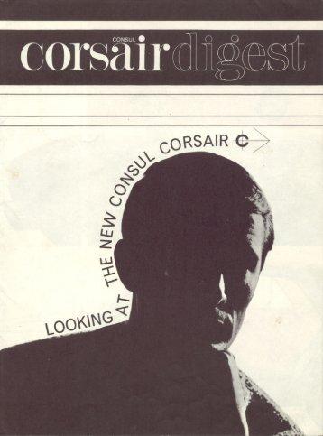 Ford Consul Corsair - Wielka Brytania - 04.1964 - Capri.pl