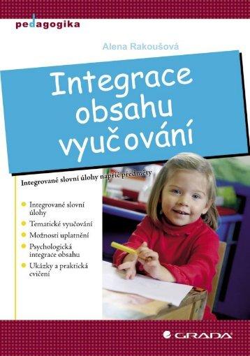 Integrace obsahu vyučování - eReading