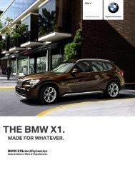 X1 xDrive25iA Top - BMW